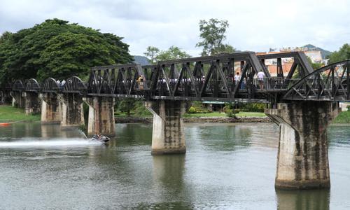 Bridge Over the Daintree