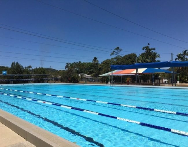 Mossman Pool and Caravan Park